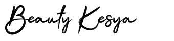Beauty Kesya