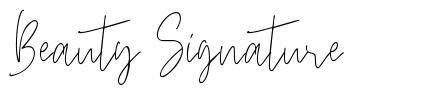Beauty Signature