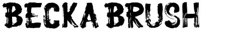 Becka brush