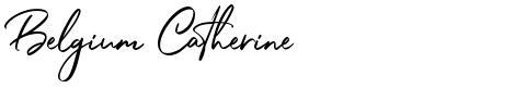 Belgium Catherine