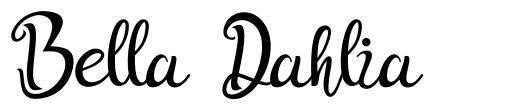 Bella Dahlia fonte