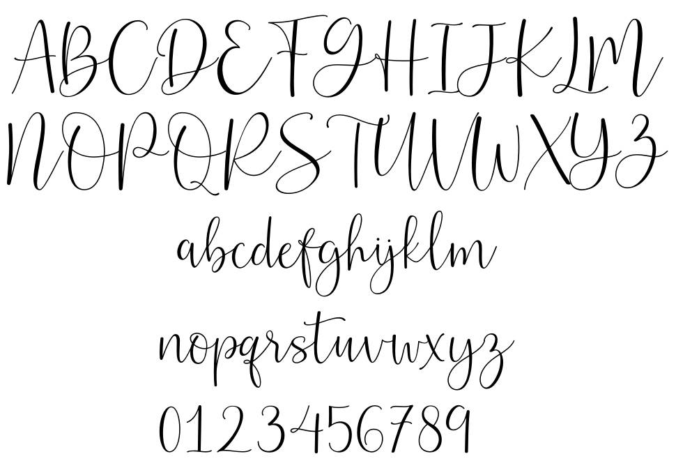 Belly Betty font