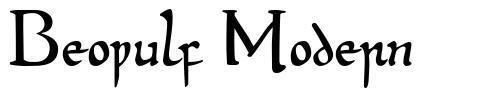 Beowulf Modern font