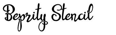 Beprity Stencil