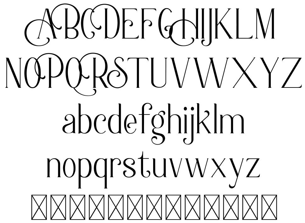 Berlin Collection font