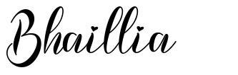 Bhaillia
