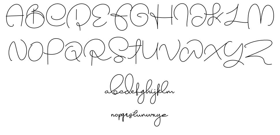Bigballon font