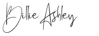 Billie Ashley