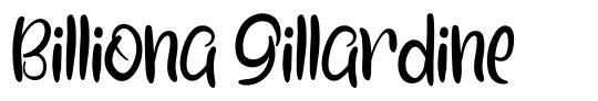 Billiona Gillardine
