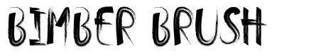 Bimber Brush
