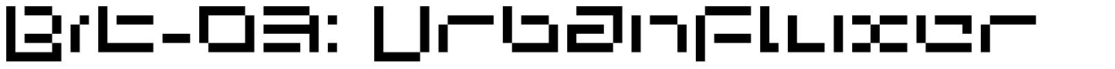 Bit-03: UrbanFluxer