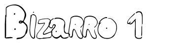 Bizarro 1 шрифт