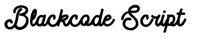 Blackcode Script