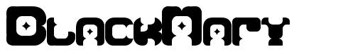BlackMary font