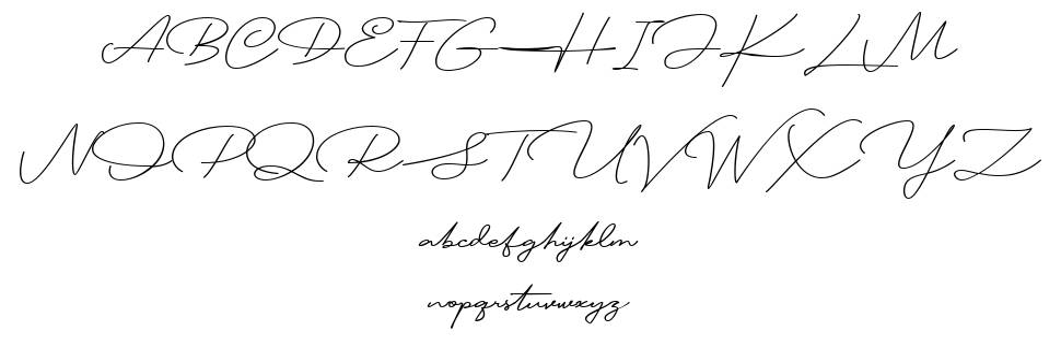 Blankid 字形