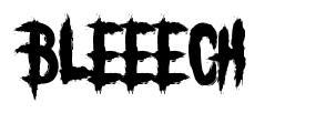 Bleeech