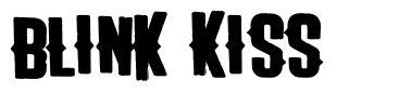 Blink Kiss