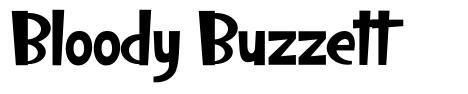 Bloody Buzzett