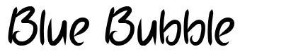 Blue Bubble フォント