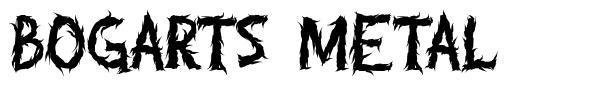 Bogarts Metal