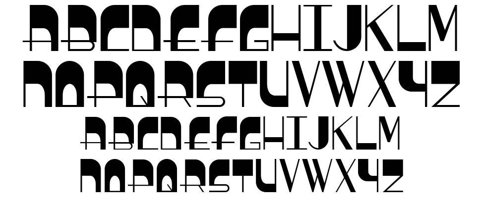 BoldyHead font