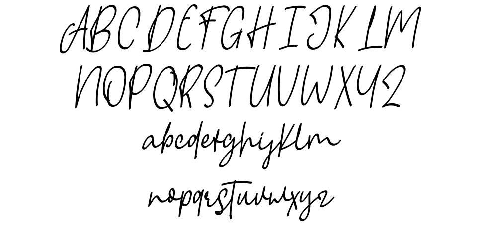 Borgemore font
