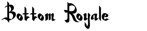Bottom Royale