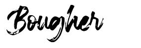 Bougher