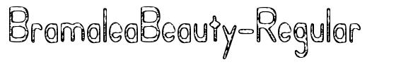BramaleaBeauty-Regular