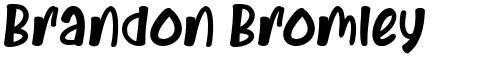 Brandon Bromley