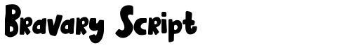 Bravary Script