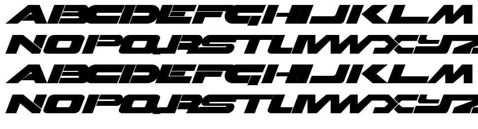 Brawl font