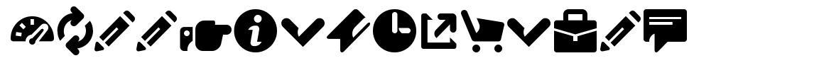Breezi Icon Set