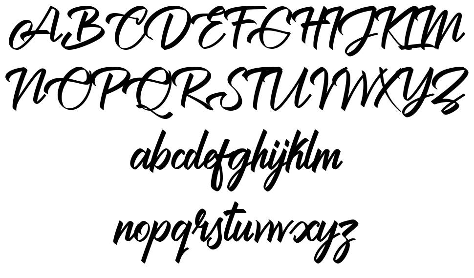 Brilliantte font