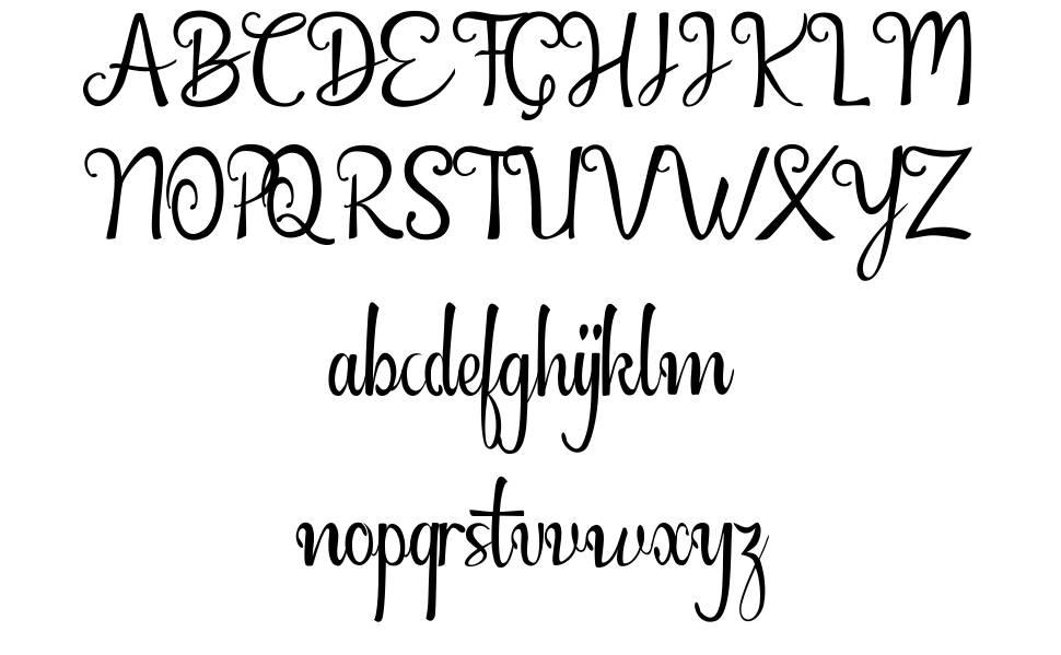 Britania font