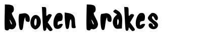 Broken Brakes