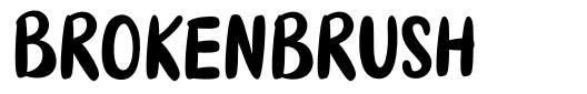 Brokenbrush