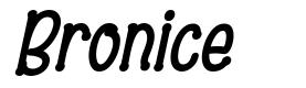 Bronice
