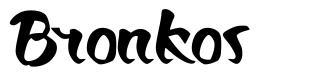 Bronkos