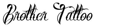Brother Tattoo 字形