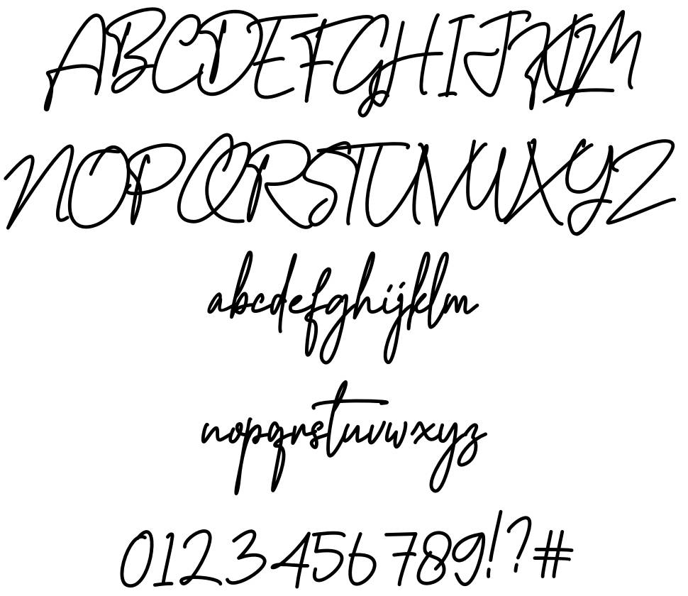 Brotherpoll font