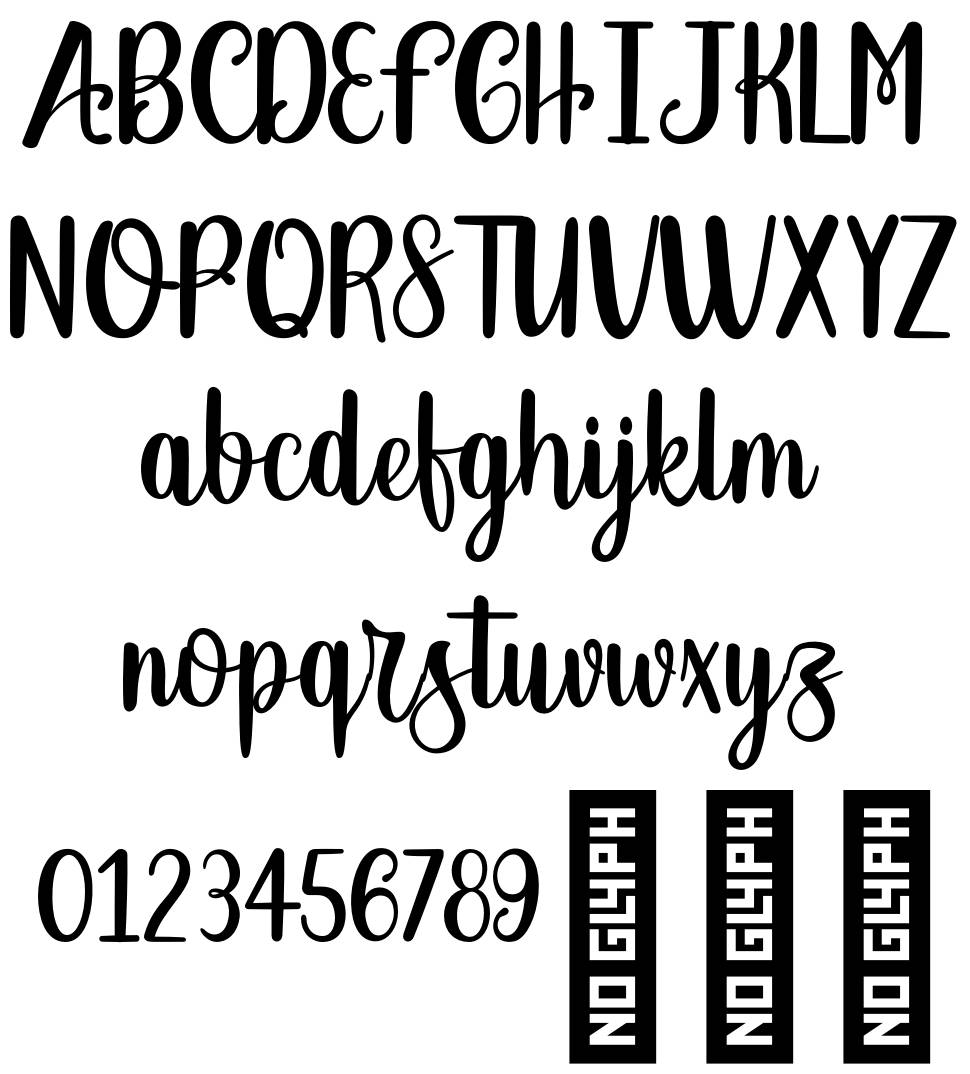 BTX The Knights Squire font