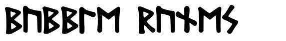 Bubble Runes