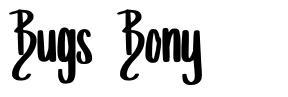 Bugs Bony
