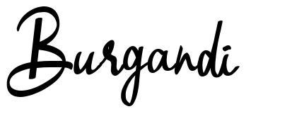 Burgandi