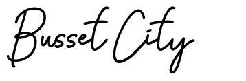 Busset City