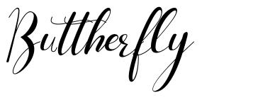 Buttherfly