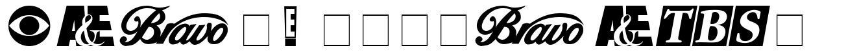 Cable Dingbats 字形