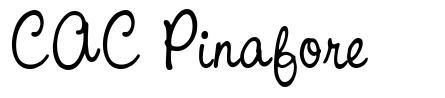 CAC Pinafore