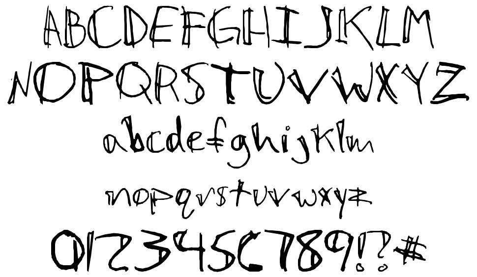 Cafe Pop font
